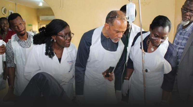 See The Drugs Lagos Coronavirus Patients Are Treated With