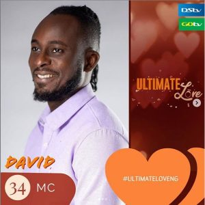 David IG 300x300 - Profile Of David Wilson, Contestant In The 2020 'Ultimate Love' Reality Show