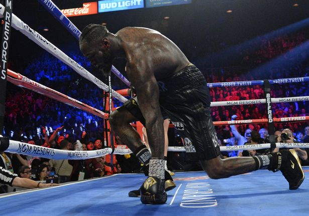 Deontay Wilder To Sack Coach After Loss To Tyson Fury