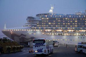 Diamond Princess Corona Ship 300x200 - Coronavirus. 40 Americans Infected On The Diamond Princess, The Ocean Liner Off Japan