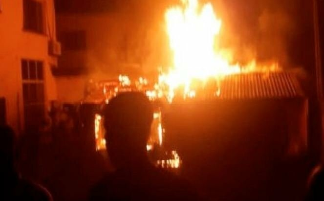 10 Newborn Babies Die In Hospital Fire
