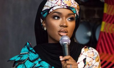Buhari's Daughter Speaks On Asking DSS To Arrest Trader For Using Her Previous Phone Line