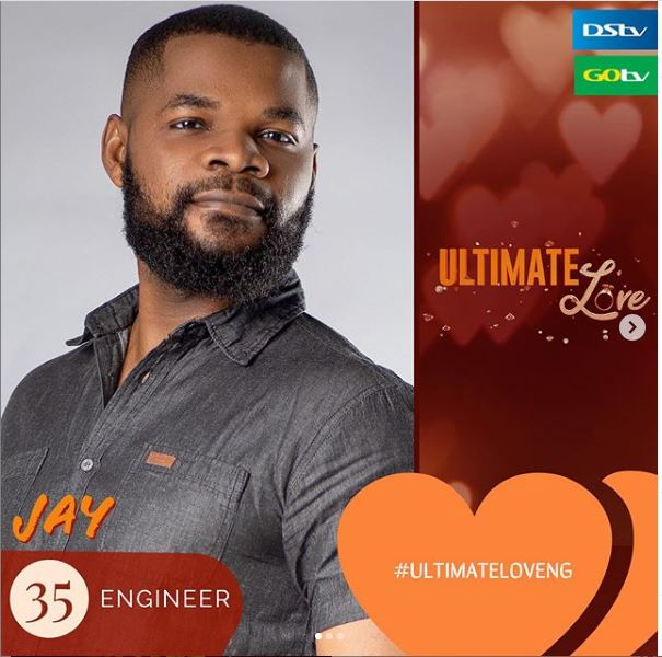 Jay IG - Profile Of Jay, 2020 'Ultimate Love' Housemate