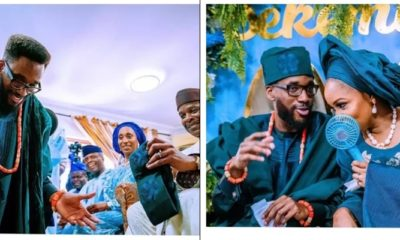 Laolu Osinbajo Traditional Wedding