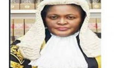 Nigerians Bomb Mary Odili As Supreme Court Sacks APC's David Lyon