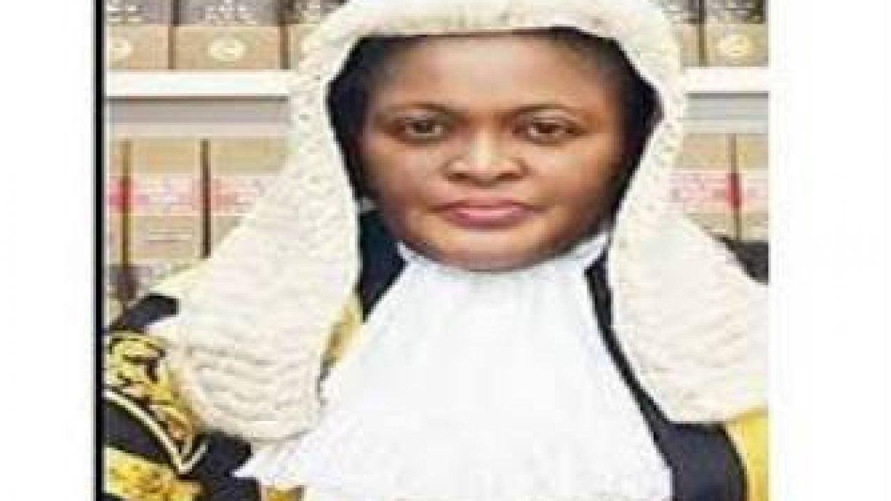 Nigerians Bomb Mary Odili As Supreme Court Sacks APC's David Lyon
