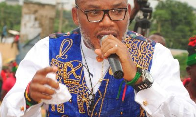 Biafra: Nnamdi Kanu Reacts To DSS' Invitation To Don Jazzy, Tiwa Savage