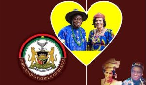 Nnamdi Kanu parents burial valentine pix 300x174 - Biafra: Naija News Monitoring Room/Live Reports Of Nnamdi Kanu's Parents' Burial