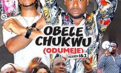 Nollywood Actor Zubby Michael Turns Prophet Odumeje In 'Obele Chukwu Movie' (Video)