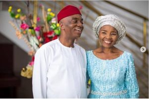 Oyedepo and Wife