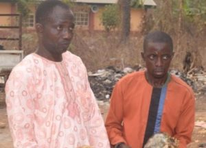 Ritualist 300x216 - Photo: Patent Medicine Store Owner, Other Arrested With Human Skulls