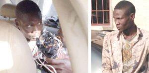 Samuel 300x147 - Kaduna Bomb Scare: My Son, Nathaniel Is Mentally Ill – Father