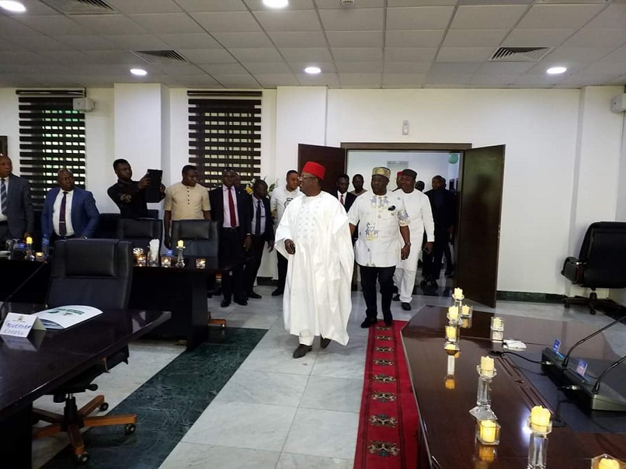 South East governors meet to form regional security outfit - Amotekun: South East Governors To Launch Regional Security Outfit
