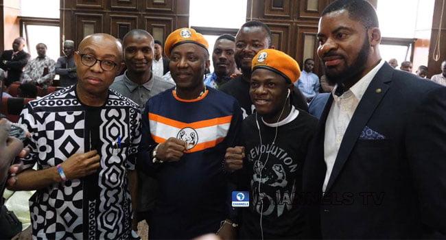 Isa Funtua: Sowore Dares Presidency To Release Abba Kyari's Audio Tape