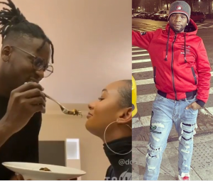 Temi otedola 300x255 - Tell Me Which 'Babalawo' Gave You This Love Charm You Used On Temi – Speed Darlington Asks Mr Eazi