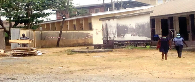 Lagos Coronavirus Patient Attempts To Escape, See Why