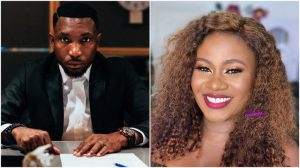 Timi Dakolo and sister 300x168 - Timi Dakolo's 'Sister' Drags Him For Blocking Her On Whatsapp
