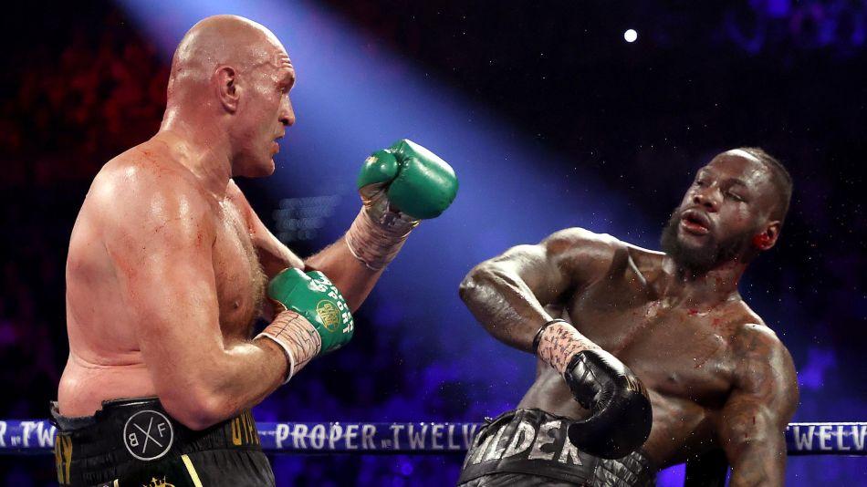 Tyson Fury Knockout Deontay Wilder, Retains WBC Title
