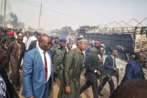 Zulum 2 300x200 - Boko Haram: Death Toll In Borno Governor's Convoy Attack Rises To 30