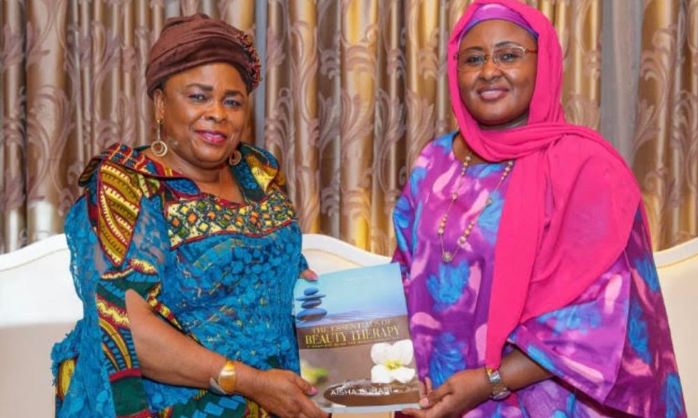 Patience Jonathan: How I Ended Negative Power Play Around First Lady – Aisha Buhari