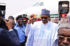 buhari2 300x199 - I've Kept To My Promise To End Boko Haram – President Buhari