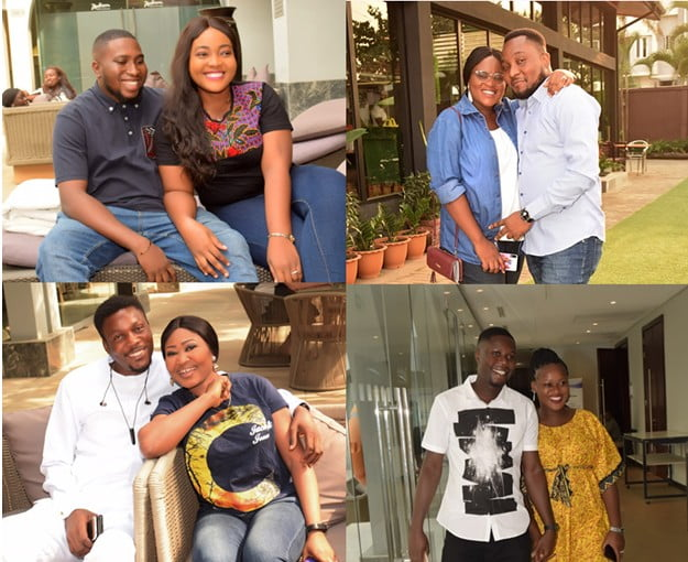 capture2 - Couple Wins N1.5M Wedding Reception Sponsorship in TECNO Blue Valentine