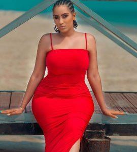 juli ibrahim 270x300 - Juliet Ibrahim Drops Hot Photos To Mark Valentine's Day