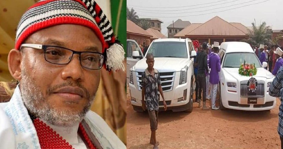 Biafra: What Our Parents' Death Has Done To Us - Nnamdi Kanu's Family