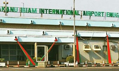 FG Shuts Down Three Airports Over Coronavirus In Nigeria