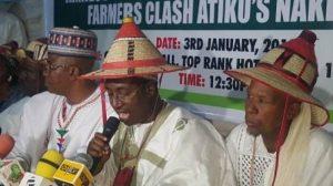 Miyetti Allah Leader Backtracks, Denies Saying Fulani Owns Nigeria