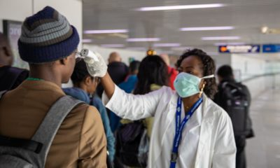 See Full Break Down of Coronavirus Cases In Africa, Countries Affected