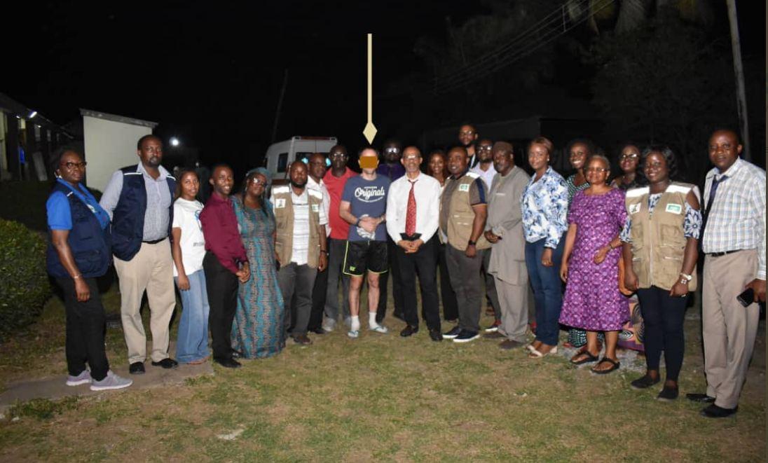 Breaking: Italian Coronavirus Index Case In Nigeria Discharged