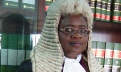 CJN Tanko Swears In New Acting Appeal Court President