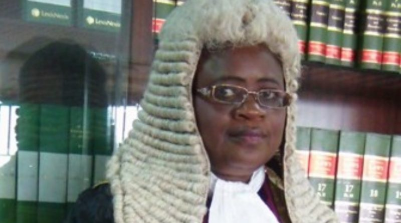 CJN Tanko Swears In New Acting Appeal Court President