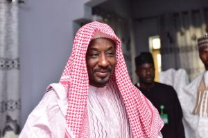 Lamido Sanusi In Awe 300x200 - 2023: Sanusi Speaks On Contesting For Political Office