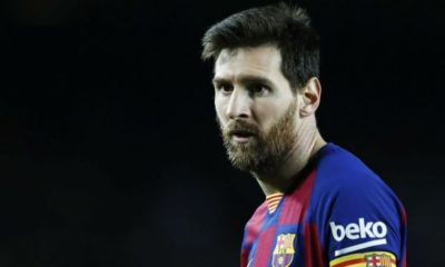 Messi Blasts Barcelona Teammates As Real Madrid Lift La Liga