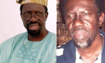 Breaking: Veteran Nollywood Actor, Pa Kasumu Dies