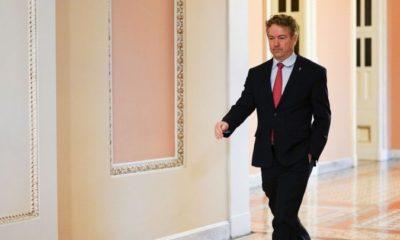 Breaking: US Senator, Rand Paul, Contracts Coronavirus