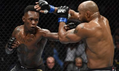 Just In: Nigeria's Israel Adesanya Retains UFC Middleweight Title