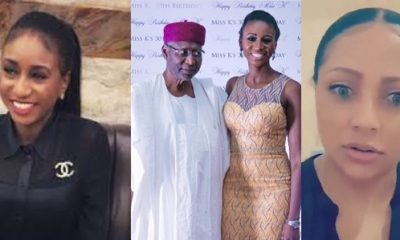 Abba Kyari's Daughter Breaks Silence After Father's Death, Blasts Critics