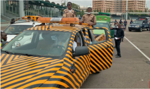 Airforce and Police 300x179 - Air Force, Policemen Clash In Abuja Over Traffic Rules
