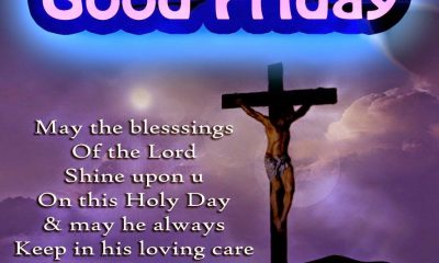 50 Good Friday Messages, Wishes To Send To Friends, Family