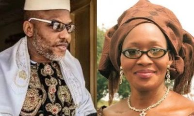 Nnamdi Kanu Is Dead, 'I Don't Spread Unverified News' - Kemi Olunloyo