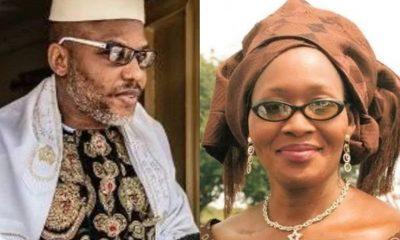 Nnamdi Kanu Is Dead, 'I Don't Spread Unverified News' - Kemi Olunloyo
