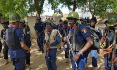 Oil Vandals Escape From NSCDC Custody In Kogi