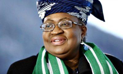 Breaking: WTO Accepts Ngozi Okonjo-Iweala's Nomination For DG