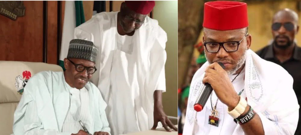 Abba Kyari: Why There Won't Be 2023 Presidency In Nigeria - Nnamdi Kanu