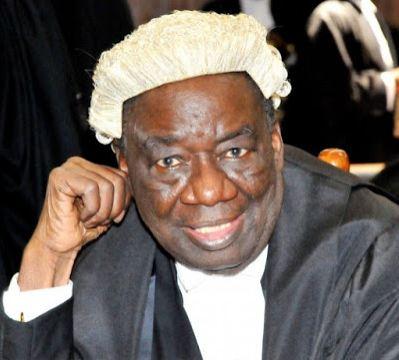Breaking: Popular Nigerian Lawyer Richard Akinjide Dies