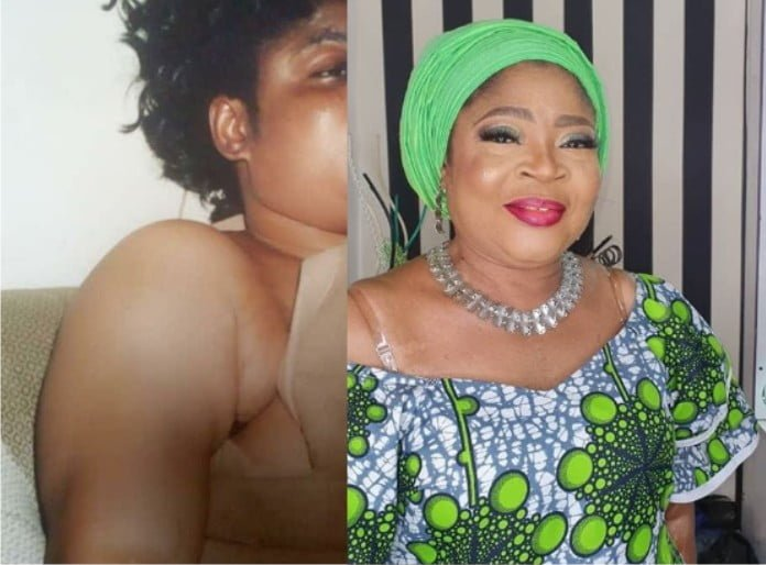 Singer Salawa Abeni Shares Own Nude Photos After Threats From Blackmailer