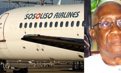 Coronavirus Kills Sosoliso Airline Chairman